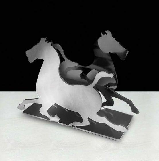 جای دستمال کاغذی ( Napkin Holders) طرح Royal horse