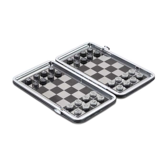 شطرنج مینیاتوری تبلیغاتی هور
